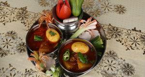 Dahi Anda Aalu Recipe | Tarka