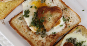 Eggs in Toast Recipe | Food Diaries