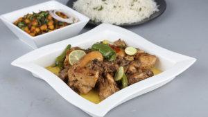 Lemon Pepper Chicken Recipe | Lazzat