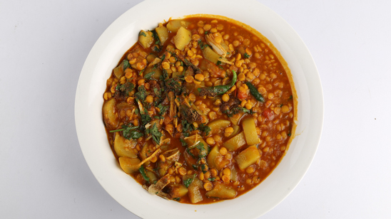 Lauki Chana Daal Recipe | Tarka