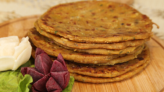 Makhmali Paratha Recipe | Masala Mornings
