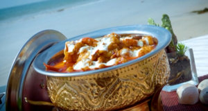 Malai Prawn Curry Recipe | Lazzat