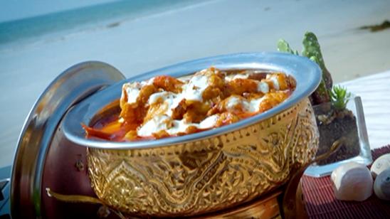 Malai Prawn Curry Recipe | Lazzat