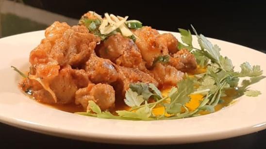 Mutton Namkeen Karahi Recipe | Flame On Hai