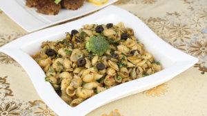 Olives Pasta Recipe | Dawat