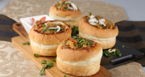 Pav Bhaji Recipe | Dawat