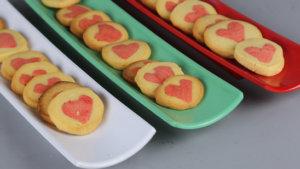 Slice And Bake Biscuits Recipe | Food Diaries