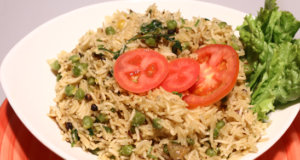 Spicy Rice Recipe | Tarka