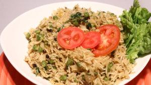 Spicy Rice Recipe | Tarka