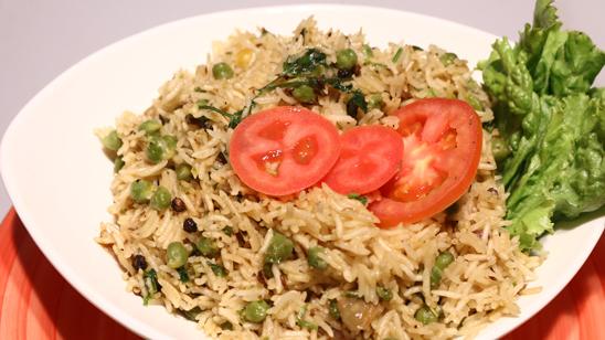 Spicy Rice Recipe   Tarka