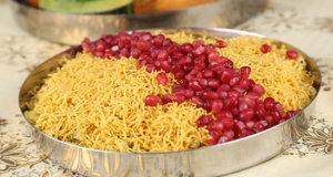Surti Sev Khamni Recipe | Food Diaries