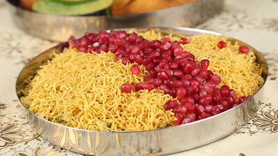 Surti Sev Khamni Recipe   Food Diaries