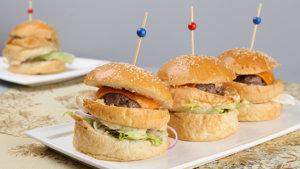 Vegetable Burger Recipe | Food Diaries