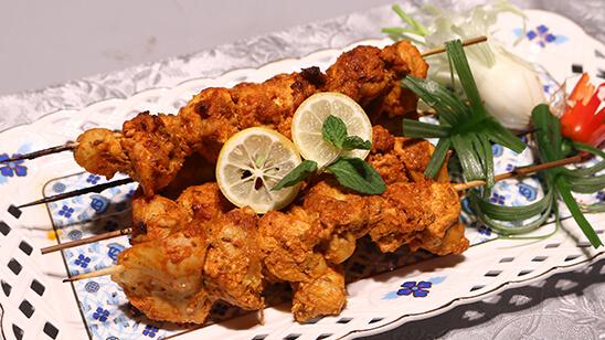 Tandoori Kabab Recipe   Tarka