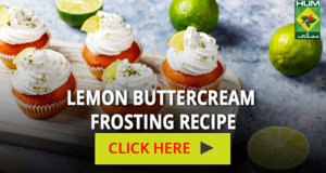 Lemon Buttercream Frosting | Totkay