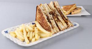 Grilled Chicken Sandwich Recipe | Food Diaries