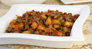 Masala Bhidni Aalu Recipe | Lazzat