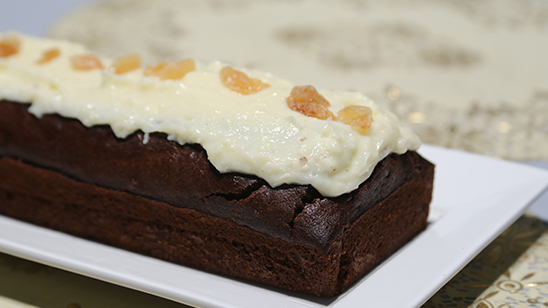Almond Honey Cake Recipe | Food Diaries