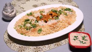 BBQ Chicken Rice Recipe | Food Diaries