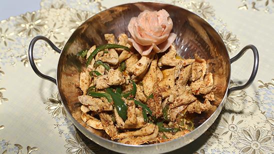 Butter Chicken Karahi Recipe | Masala Mornings