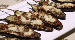 Baked Eggplant Recipe | Dawat