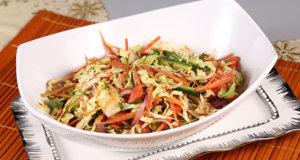 Band Gobi Aur Gajar Ka Salad Recipe | Tarka