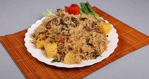Beef Pulao Recipe | Tarka