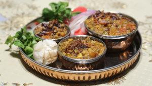 Bhuni Sabut Moong Daal Recipe | Tarka