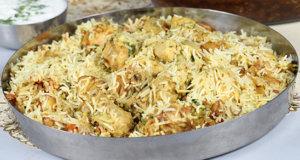Bohri Biryani Recipe   Food Diaries