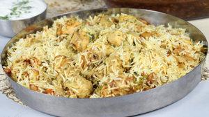 Bohri Biryani Recipe | Food Diaries