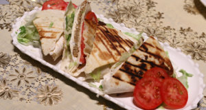Chapli Kebab Wrap Recipe | Lively Weekends