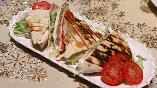 Chapli Kebab Wrap Recipe | Lively Weekends