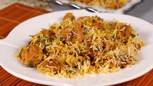 Chicken Biryani Recipe | Food Diaries