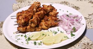 Chicken Tikka Boti Recipe | Lazzat