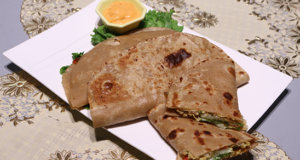 Chapli Wraps Recipe | Flame On Hai