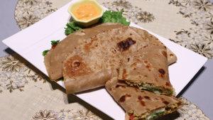 Chapli Wraps Recipe | Flame On Hai