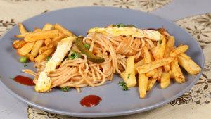 Chatpati Spaghetti Recipe | Dawat