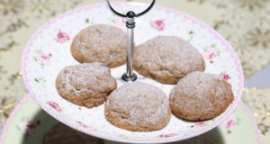 Coffee Almond Cookies Recipe | Food Diaries