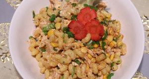 Corn Pasta Salad Recipe   Tarka