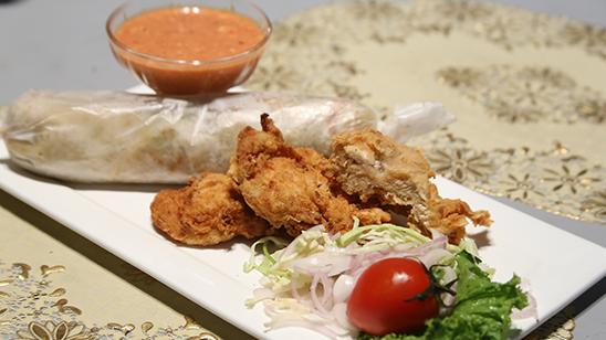 Crispy Zinger Paratha Recipe   Dawat