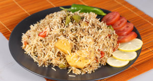 Dum Qeema Pulao Recipe | Flame On Hai