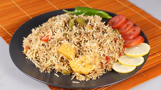 Dum Qeema Pulao Recipe | Flame On Hai