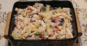 Grilled Chicken and Pasta Salad Recipe | Masala Mornings