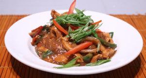Hoisin Oriental Chicken Recipe | Flame On Hai