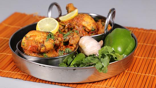 Kali Mirch Karahi Recipe   Tarka