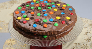 Layered Birthday Cake Recipe | Masala Mornings