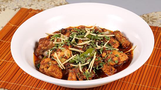Masala Karahi Chicken Recipe   Lazzat
