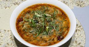 Meethi Daal Palak Recipe | Lazzat