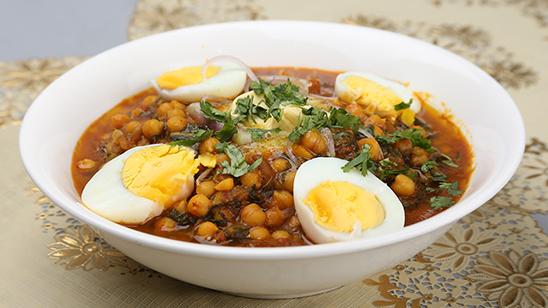 Palak Channa Masala Recipe | Tarka