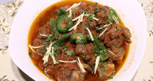 Peshawari Mutton Karahi Recipe | Dawat